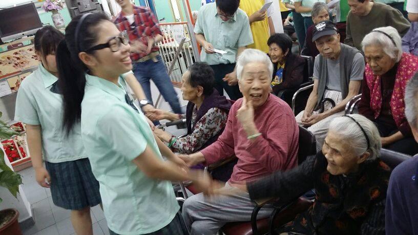 社會服務、義工服務、老人服務
